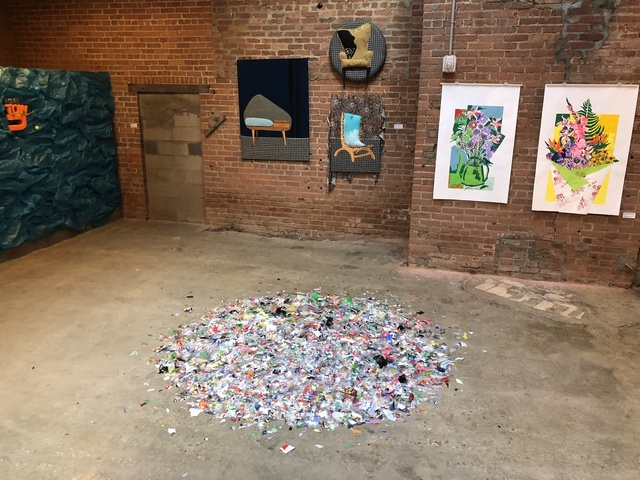 Meredith Starr, 'Plastic  Pools/Look  At  What  We've  Don', 2018, Art Shape Mammoth