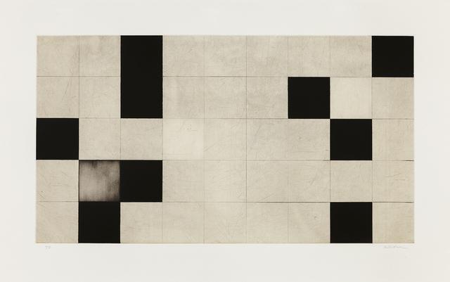 , 'Chance,' 2012, Aspinwall Editions