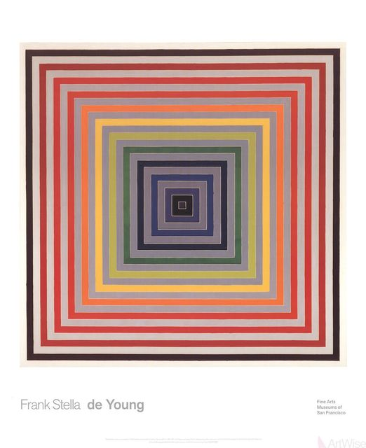 Frank Stella, 'Letter on the Blind II', 2014, ArtWise