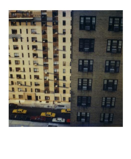 , 'New York City,' 1985, Ed van der Elsken Archives