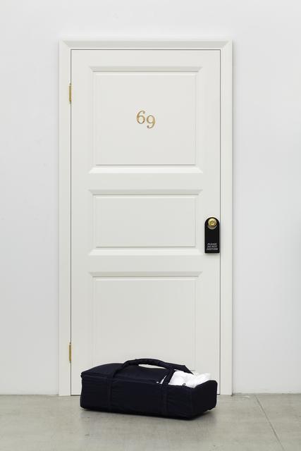 , '69,' 2011, Galleri Nicolai Wallner