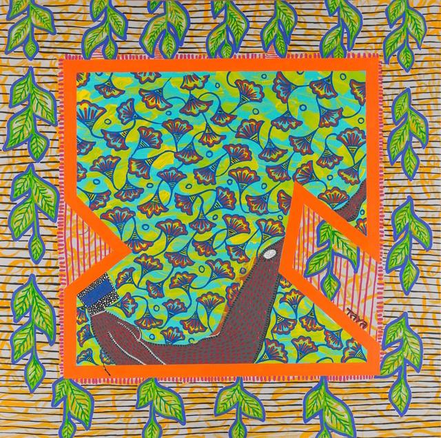 , 'True Wax,' 2017, MOV'ART Gallery