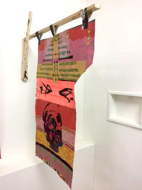 , 'Vaandel  1,' 2018, Galerie Bart