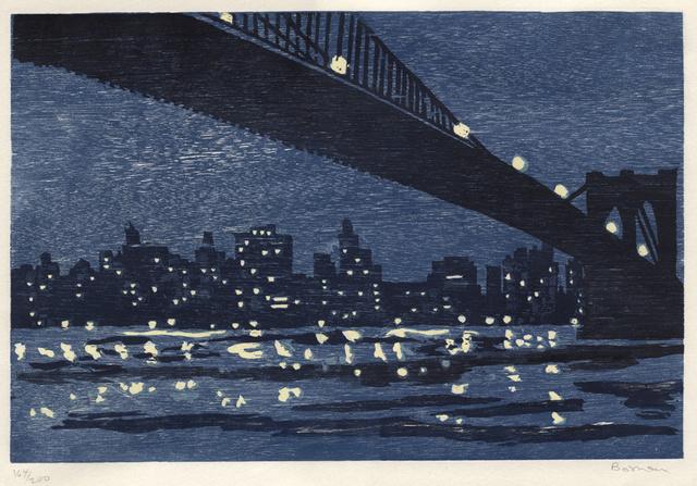 , 'Brooklyn Bridge,' 1996, Conrad R. Graeber Fine Art