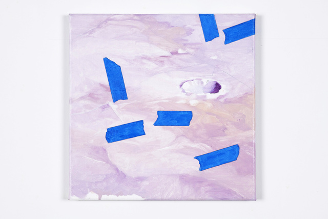 Eric LoPresti, 'Crater And Blue Tapes', 2019, C24 Gallery