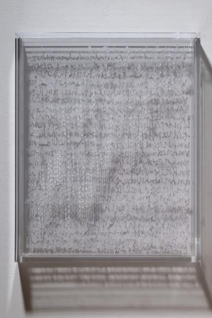, 'Phantasm (4),' 2016, Ravizza Brownfield Gallery