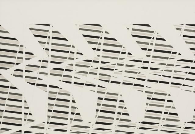 John Plumb, 'Banner Design (no 40), 1975', 1975, Huxley-Parlour