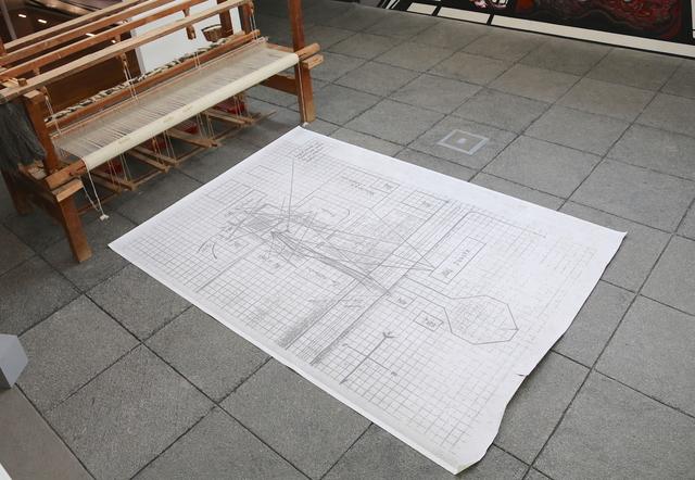 , 'Installation view, -Sala de Arte Público (Mexico),' 2016, tegenboschvanvreden