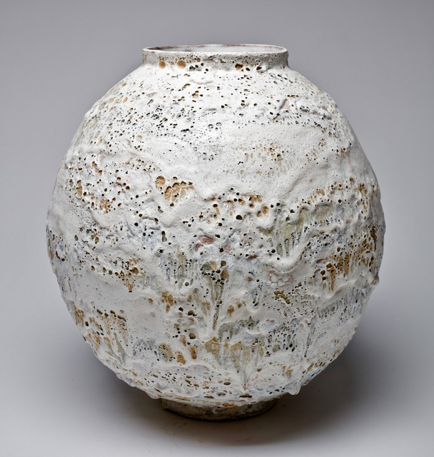 , 'Moon Jar #1319,' 2018, Diane Rosenstein