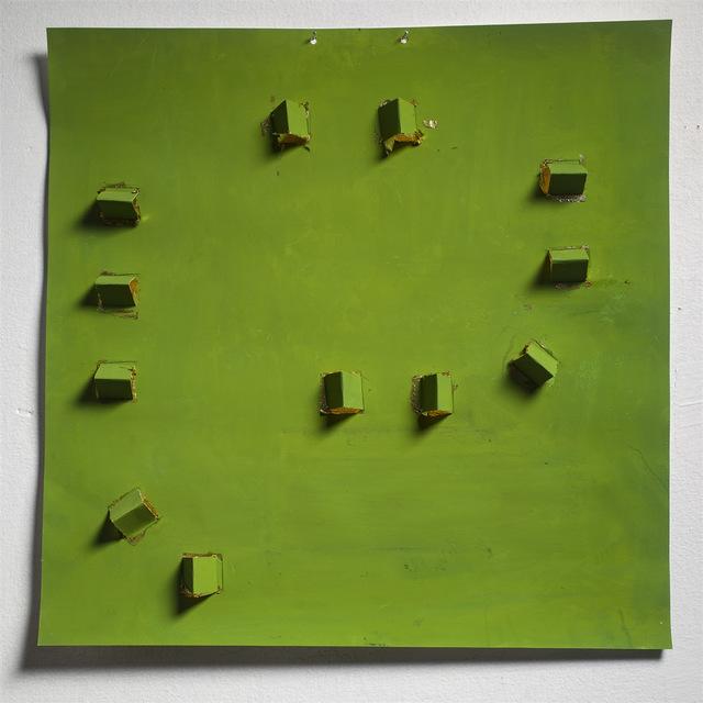 , 'Jardim à Noite,' 2011, Galeria Nara Roesler