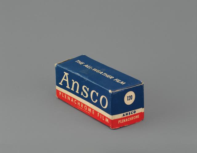 , 'Ansco Plenachrome 120 March 1956,' 2011, Bortolami