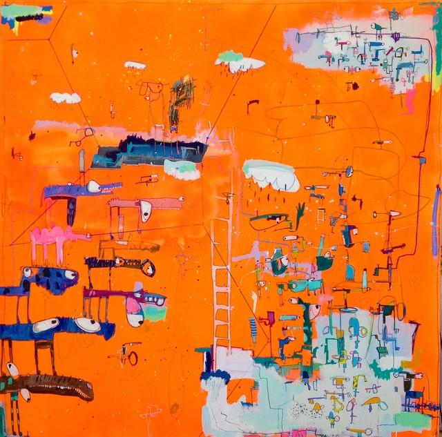, 'Palo,' 2016, Galeria Casa Cuadrada