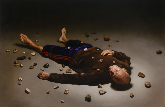 , 'Das Ritual,' 2014, Maerzgalerie