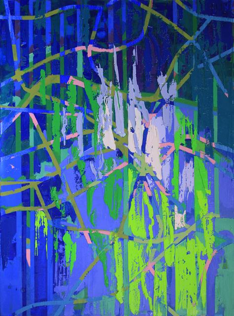 , 'Series of Bird's Eye View - 8,' 2016, Ekavart Gallery