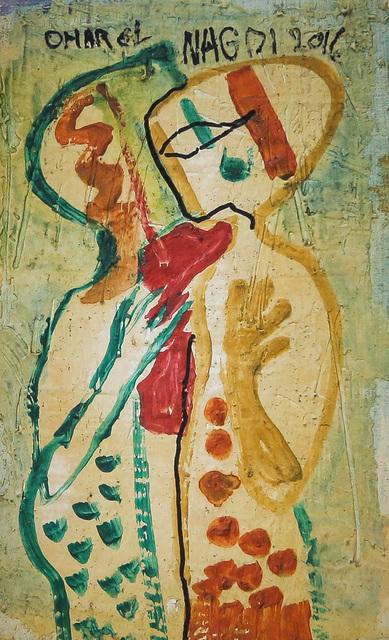 , 'Whisper ,' 2016, Arteology Egypt