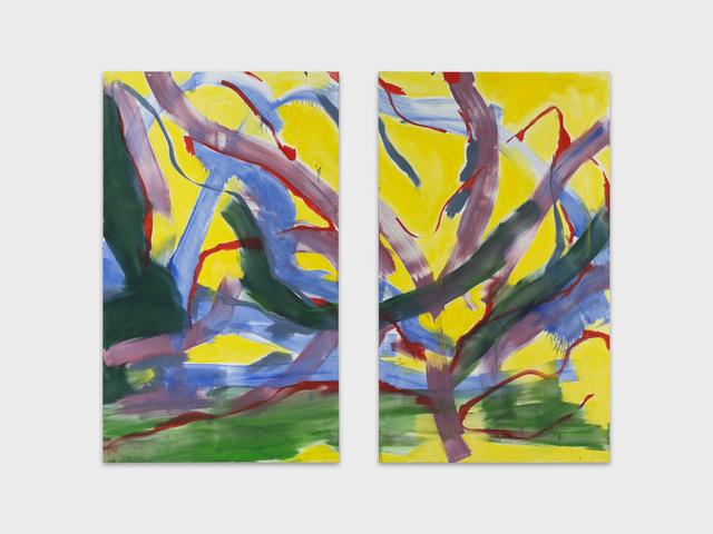 , 'Tree of Life,' 2016, Galerie Maria Bernheim
