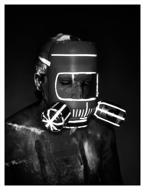 , 'Mask #2,' 2018, Jenkins Johnson Gallery