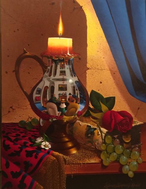 , 'Let Me Light the Way,' , Cosmopolitan Fine Arts
