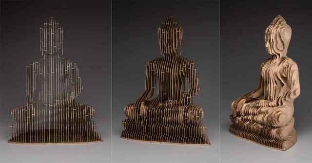 , 'Buddha ,' , Eternity Gallery