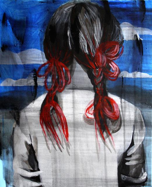 , 'Back,' 2014, Galerie Sandhofer