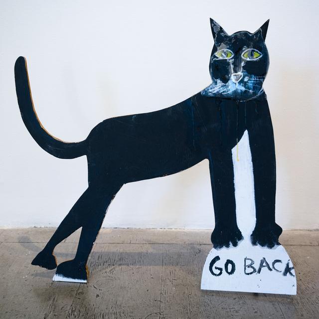 , 'Go Back Black Cat,' , Gallery 16