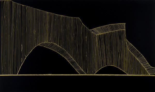 , 'Fragment II,' 2013, Nohra Haime Gallery
