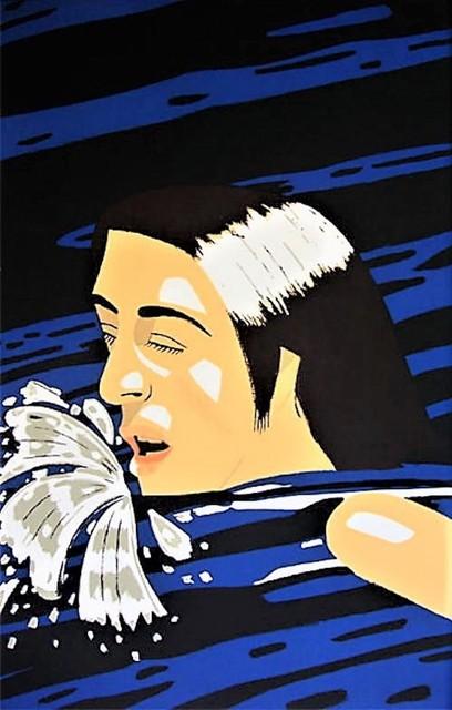 Alex Katz, 'Olympic Swimmer', 1976, michael lisi / contemporary art