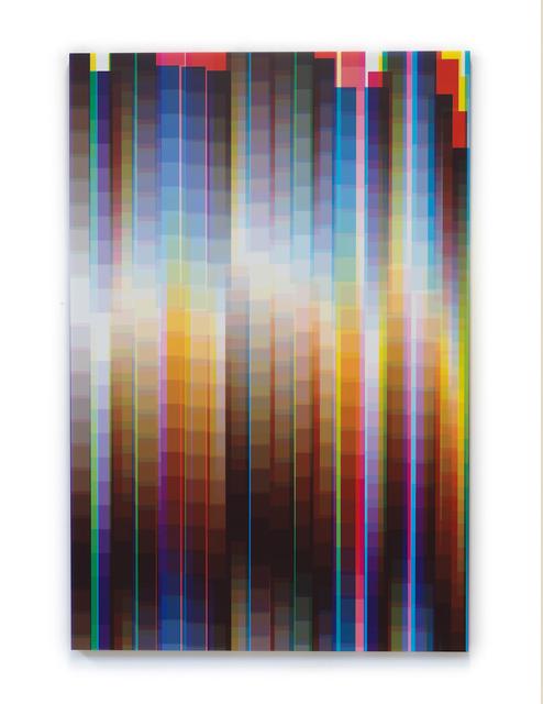 , 'Subtractive Variability 22,' 2018, Joshua Liner Gallery