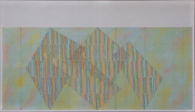 , 'Hymnos (Q3-76 #3),' 1976, Eric Firestone Gallery