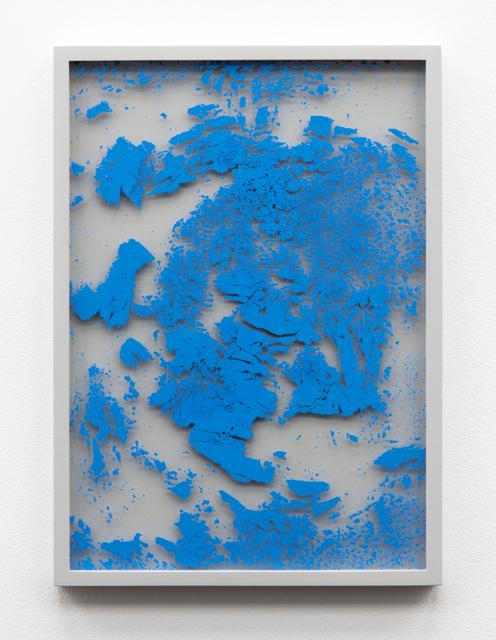 Schirin Kretschmann, 'Form on the Day, #104', 2017, Galerie Gisela Clement