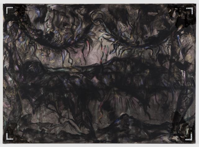 , 'Black Garland BERLIN ( # 1: WTF),' 2011, Galerie Francesca Pia