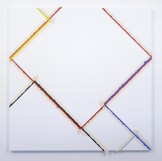 , 'Máscara (Van Doesburg) II,' 2013, Galeria Leme