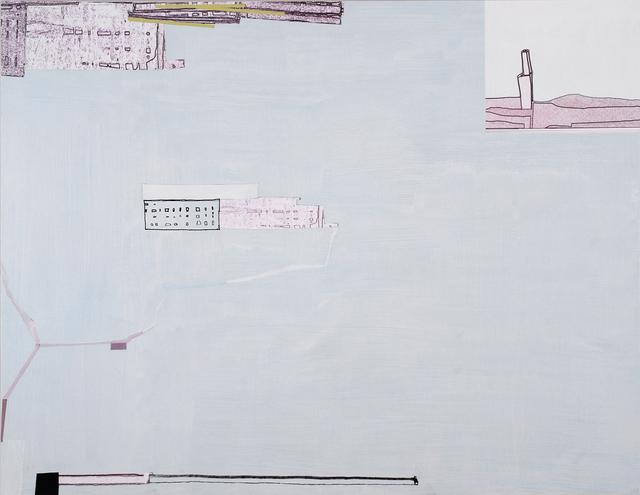 , 'COM 4,' 2011, SILAS VON MORISSE gallery