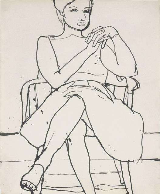 Richard Diebenkorn, 'Untitled', 1964, Richard Diebenkorn Foundation