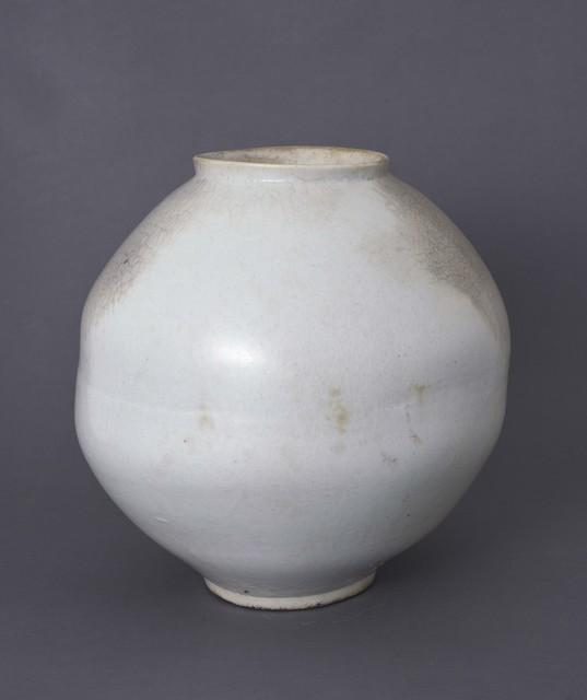 , 'White porcelain jar,' 19th century, Gallery Hyundai