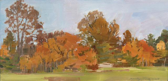 , 'Autumn Day,' 2019, Dowling Walsh