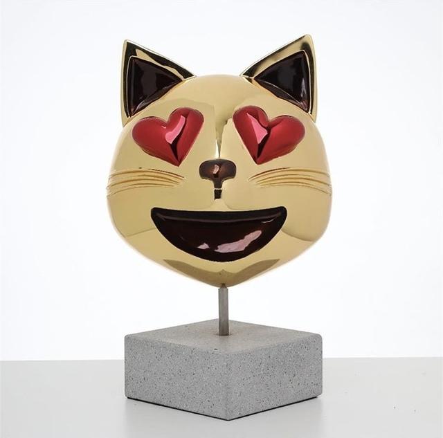 Matthew Lapenta, 'Cat Heart Eyes', 2018, Axiom Contemporary
