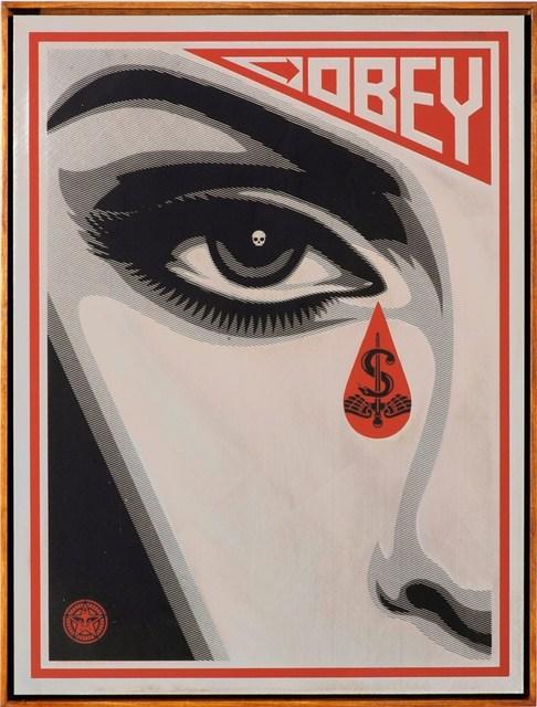 , 'Eye Alert (left),' 2010, Galerie Ernst Hilger