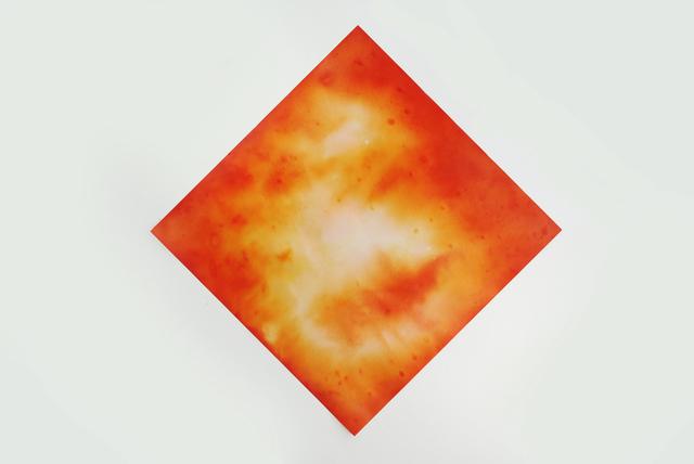 , 'Orange Flowers III,' 2015, Mark Moore Fine Art