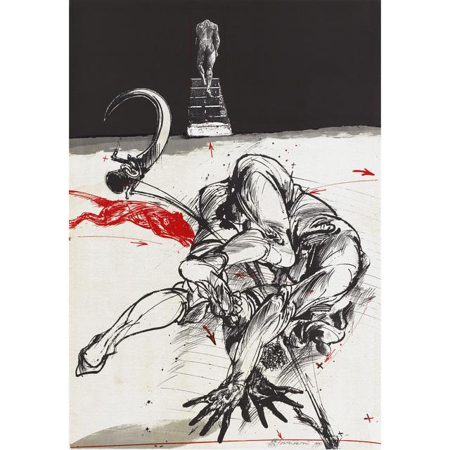 Vladimir Velickovic, 'Album No 6 (I)', 1993, Galleri GKM