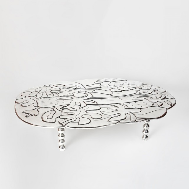 , 'Tropical Table,' 2018, The Future Perfect