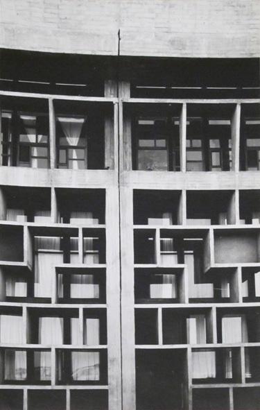 , 'Haute cour à Chandigarh,' 1955, La Forest Divonne