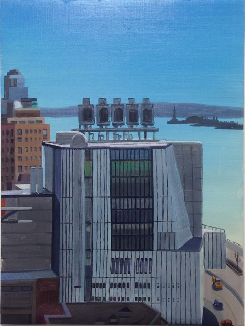 Daniel Heidkamp, 'The Whitney', 2015, Half Gallery