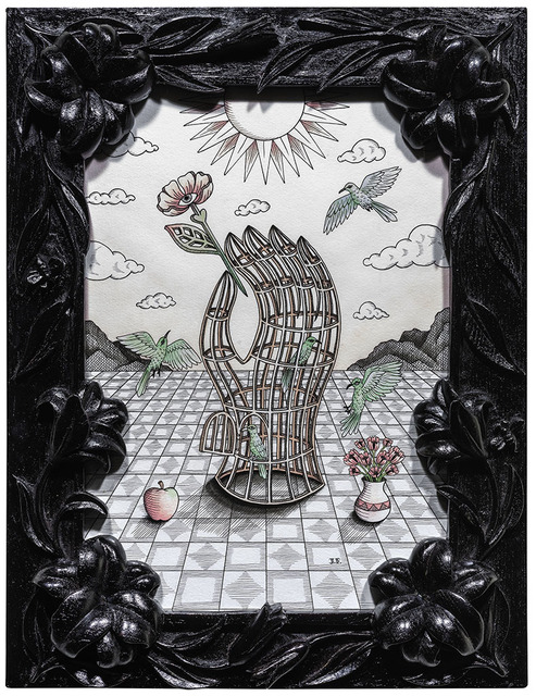 , 'The Wand,' 2018, Spoke Art