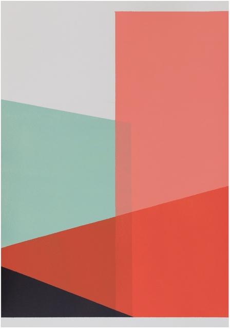 Jürgen Bauer, 'Fold (Sequence S4/5/1/1)', 2017, OSME Fine Art