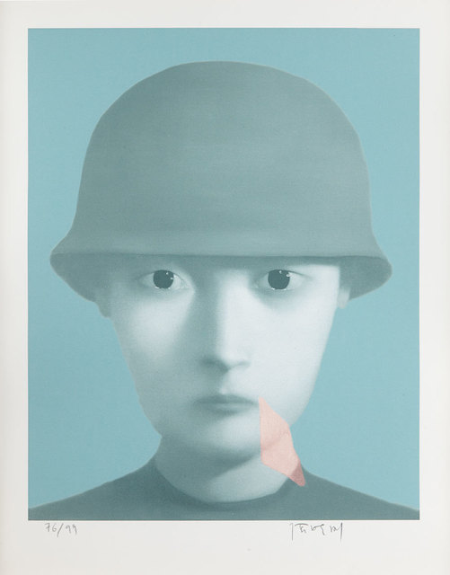 , 'My dear friends: Soldier,' 2002, Galerie Raphael