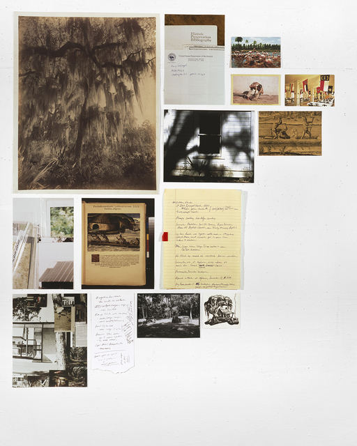 , 'Atlas 1, Shadow Cultures,' 2015, Alejandro Jassan