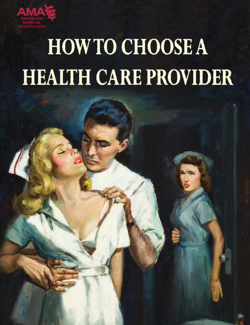 , 'How to Choose a Health Care Provider ,' , Denise Bibro Fine Art