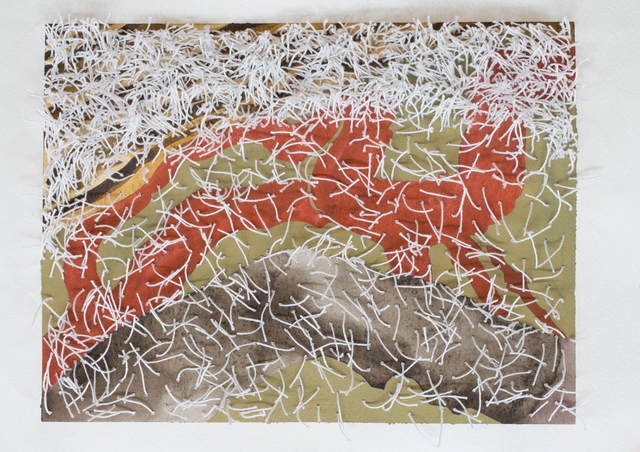 , 'Mycelia I,' 2018, Michael Warren Contemporary