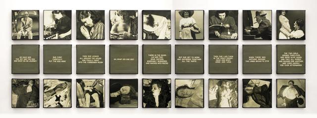 , 'Dear Sisters,' 1998, P.P.O.W